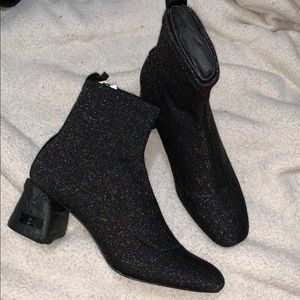 New Zara ankle boots size 38